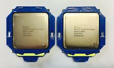 Matched Pair Intel Xeon SR1AB E5-2660 V2 2.2GHz Turbo 3GHz 10 Core 25MB