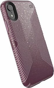 Speck Products Presidio Grip + Glitter iPhone XR Case,