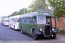 Crosville KFM773 Llandudno Junction 1973 Bus Photo