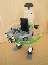 Ben 10 Greymatter Galvan Prime Ride Vehicle Bandai 2006 incomplete