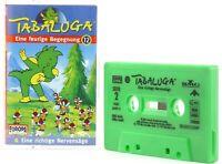 Tabaluga 12 Eine feurige Begegnung grün Hörspiel MC Europa Kassette
