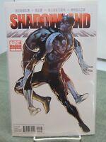 Shadowland #1 2nd Printing Variant Cover Marvel Comics vf/nm CB2150