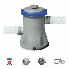 Genuine Bestway Lay-z-Spa Flowclear 330gal Outdoors Swimming Pool Filter Pump