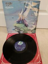 "Eloy – Planets Vinyl 12"" LP + Inner HMI LP 1 1982 **DAMAGED SLEEVE**"