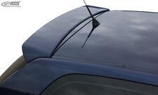 RDX Dachspoiler FIAT Stilo Dach Spoiler Heck Flügel Dachkantenspoiler Hinten