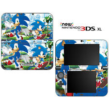 Sonic Generations The Hedgehog for New Nintendo 3DS XL Skin Decal Cover