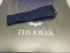 Genuine Hot Toys 1/6 DX01 Batman TDK Joker Heath Ledger Cop uniform pants & belt