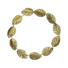Roman / Greek / Julius Caesar Gold Leaf Fancy Dress Headband Headdress Wreath