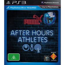 After Hours Athletes PS3, Playstation 3 Game, USED