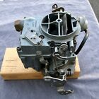 Rochester 2 Jet Carb - The Large 3-116 O.d. Version As On Pontiac Gto