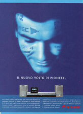 CIAK999-PUBBLICITA'/ADVERTISING-1999- PIONEER HI-FI EVOLO