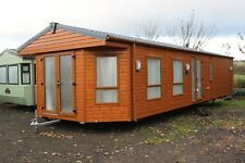 40x13 Oakwood Light Lodge - Brand new -Top Spec -Mobile home -Chalet - Caravan
