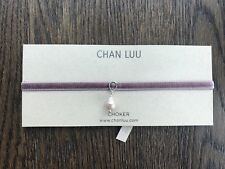 New Auth Chan Luu Pink Mix Pearl Choker