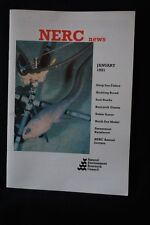 NERC NEWS - NOBLE GASES - January 1991