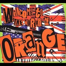 Orange - Welcome to the World of Orange  *** BRAND NEW CD ***