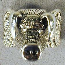 1 DELUXE HOG PIGS HEAD SILVER BIKER RING BR94 mens NEW jewelry RINGS BORE HOGG