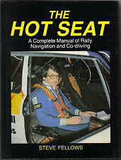 Hot Seat A Complete Manual of Rally Navigation & Co-driving by Fellows 1984 MRP