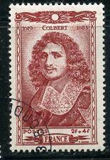 STAMP / TIMBRE FRANCE OBLITERE N° 616 / CELEBRITE / COLBERT