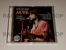 Entre Amigos by Luis Eduardo Aute (2CD, 1997, Universal) MADE IN ARGENTINA