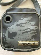 Badtz Maru Sanrio Cross Body Bag Gray - Black