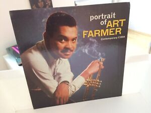 ART FARMER - PORTRAIT OF ART - CONTEMPORARY - MONO - DG ORIGINAL !