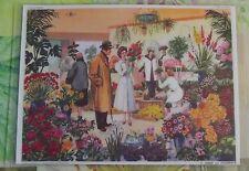 Décoration Murale,Set de Table 42 x 30 cm le Magasin de Fleur, Orchidée,Rose