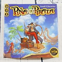 Pina Pirata Card Game Iello Games Family Game Night Pirates Treasure Caribbean
