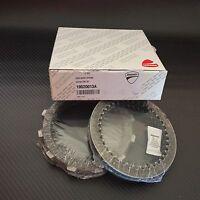Ducati OE clutch disc set plates (19020013A) 748 851 888 916 996 998 SS Monster
