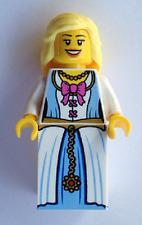 LEGO Minifigures kingdoms city princess 10656 mini figure madame lady blonde hai