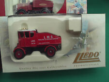 LLEDO TRACKSIDE LIMITED EDITION 1/76 th L.M.S.BALLAST BOX NO.0236 OF 1000 NEW