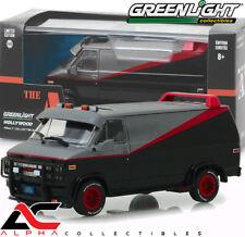 "Greenlight 86515 1:43 1983 Gmc Vandura ""The A Team"" Tv Show W/Case"