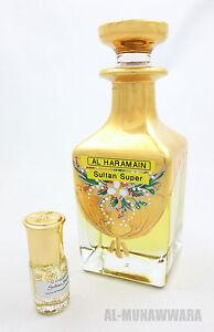 36ml Sultan Super by Al Haramain - Traditional Arabian Perfume Oil/Attar