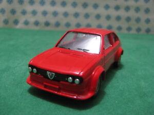 Vintage -  ALFA ROMEO Alfasud 1300 Ti   - 1/43 Solido Ref.1340   MIB