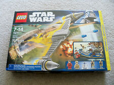 LEGO Star Wars - Rare - 7877 Naboo Starfighter - New & Sealed HTF