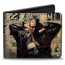 Wallet Marvel Comics Punisher PSN