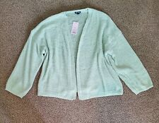 Wild Fable Light Green Open Cardigan, Size XS, New with Tags