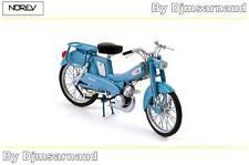 Motobécane AV 65 de 1965 Blue NOREV - NO 182056 - Echelle 1/18 Maxi Jet