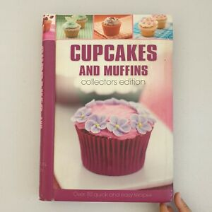 Cupcakes and Muffins by R & R Publications & Marketing (Hardback, 2007) B4