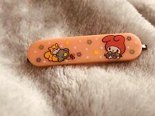Sanrio My Melody Hello Kitty Vintage Haarclip hair clip selten Sammler