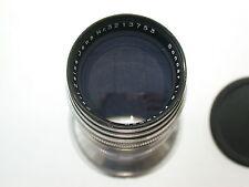 Carl Zeiss Jena sonnar t 4/135 135mm f4 Contax/14