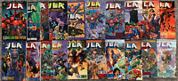 JLA COMPLETE SERIES 20 TPBs SET LOT DC Comics Grant Morrison Waid issues #1-125
