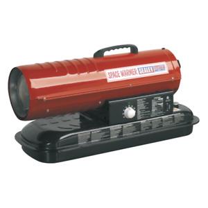 Sealey AB708 Diesel space heater 70000Btu/hr Space Warmer
