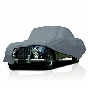 4 Layer Water Resistant Car Cover for Aston Martin 2 Litres Sport 1948-1950