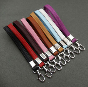 Leather Wallet Replacement Handbag Purse Handle Strap Wristlet for Clutch Bag