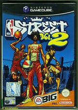 Gamecube NBA Street Vol. 2, Royaume-Uni PAL, BRAND NEW Nintendo FACTORY SEALED