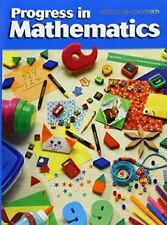 PROGRESS IN MATHEMATICS GRADE 2 By Rose A. Mcdonnell
