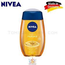 NIVEA Natural Pampering Shower Oil For Dry Skin 200ml 6.7 fl. oz