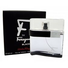 F BY FERRAGAMO BLACK 100ml EDT Spray For Men  PERFUME By SALVATORE FERRAGAMO