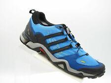 Adidas Terrex Fast R GTX M22937 SZ 10 M Sol Blu Hiking Trail Running Mens Shoes