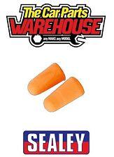 Sealey Ear Plugs Disposable ⭐️ 1 PAIR ⭐️ 5 PAIR ⭐️ 10 PAIR ⭐️ Noise Reducing